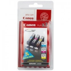 CANON PACK CLI-521 MULTIPACK