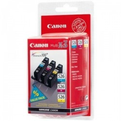 CANON PACK CLI-526 MULTIPACK
